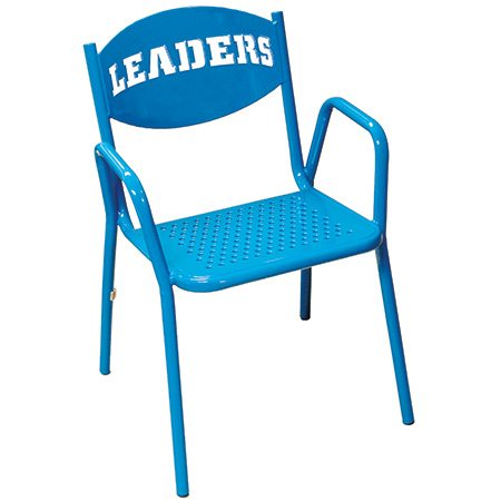 Outside Perforated Chair
